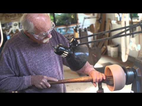 Makers Market featured maker: Jerry Kermode Wood Turnings