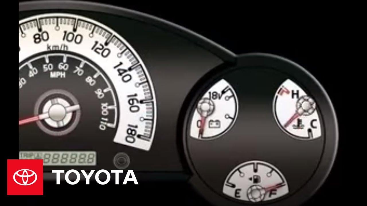 2007 2009 fj cruiser how to engine coolant temperature gauge toyota [ 1280 x 720 Pixel ]