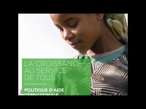 La Pol. d'aide intl. féministe du Canada – LA CROISSANCE AU SERVICE DE TOUS