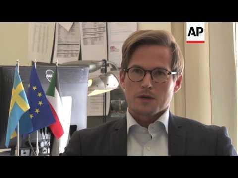 Swedish Embassy in Sudan reunites Syrian families