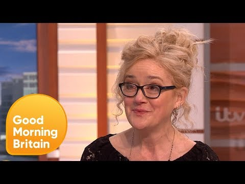Sophie Thompson Tells All About Her Coronation Street Debut | Good Morning Britain
