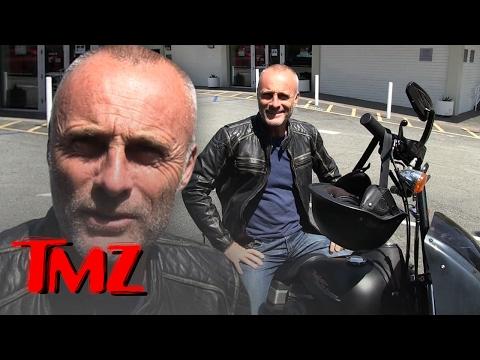 Tim Murphy: Jane Fonda Is A Great Kisser! | TMZ