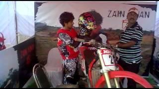 ZAIN KHAN LIVE AT CHANDIGARH