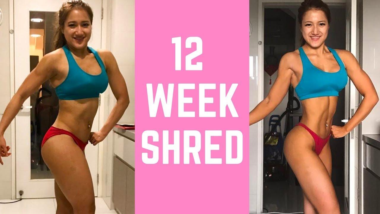 npc womens bikini 16 week diet plan
