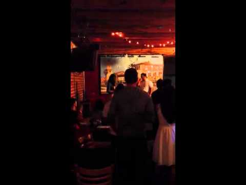Brew Co Karaoke Wedding Engagement Proposal