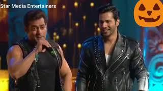 Salman Khan Dhamakedar Performance 2018 At Star Screen Awrds Happy New Year