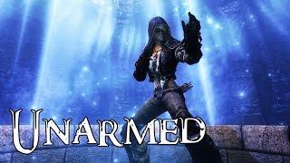 The Elder Scrolls V: Skyrim - How to get Unarmed bonus damage Enchantment!