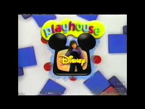 Disney Channel - Television Commercial Block (1999)   - 1