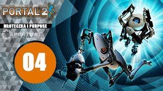 """Portal 2 Coop z Purposem #4 """"Biegać, latać, skakać, pływać!"""""""