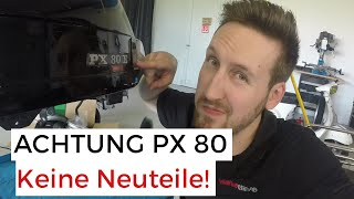 ACHTUNG PX 80 Neuteile - Vespa & Simson / Motoerevo