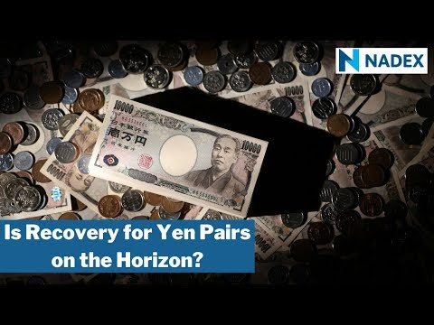 Is Recovery for Yen Pairs on the Horizon?