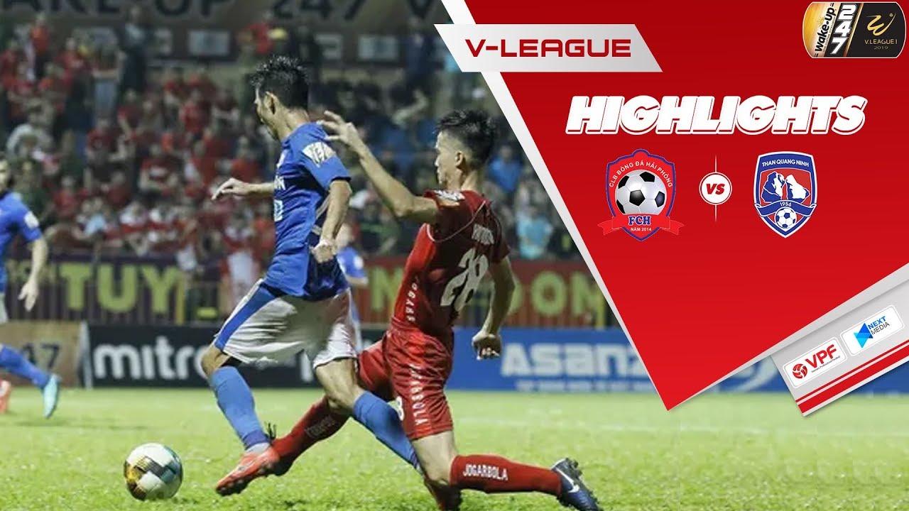 Video: Hải Phòng vs Than Quảng Ninh