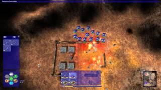Warzone 2100 - 100% Gratuito! Apresentação e Gameplay (Pt Br)