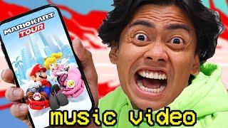 Mario Kart Tour (Official Music Video) | Guava Juice