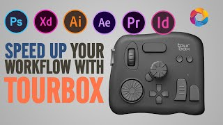 TourBox - The ultimate controller to speed up your creative workflow