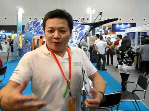 soto 27 shanghai boat show