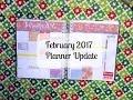 February 2017 Planner Update!