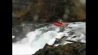 An October Day On The White Salmon River