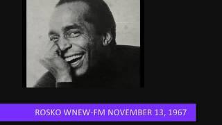 ROSKO - WNEW-FM Chasing Rabbits (1967)