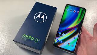 Обзор Motorola G9 Plus 4/128 GB