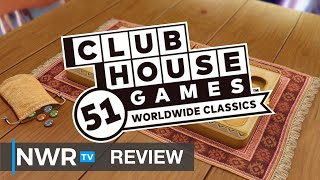 Clubhouse Games 51 Worldwide Classics (Switch) Review (Video Game Video Review)
