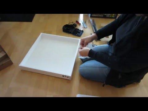 montage von kugelteilausz gen mit 27 mm nut hettich f r heimwerker funnydog tv. Black Bedroom Furniture Sets. Home Design Ideas