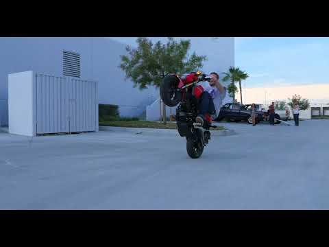 Smooth Street Bike / Harley Stunts in 4K   FYT FAM