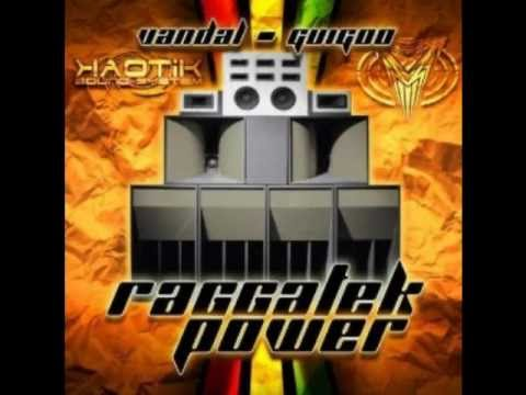 Raggatek Power CD - Guigoo Narkotek VS Vandal Kaotik -