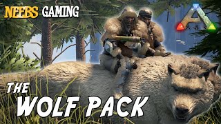 Ark: Survival Evolved - The Wolf Pack