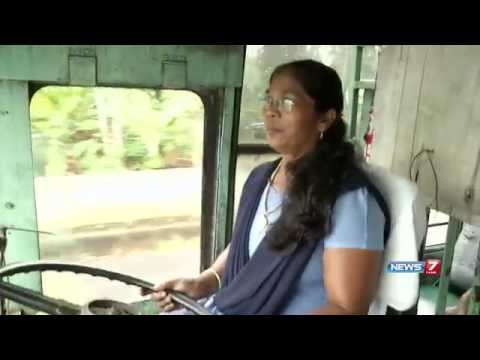 Phoenix pengal - Tracking the journey of Asia's first woman bus driver | News7 Tamil