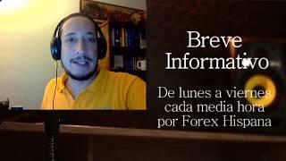 Breve Informativo - Noticias Forex del 12 de Julio 2017