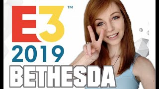 BETHESDA @ E3 2019 | REACTION & THOUGHTS | MissClick Gaming