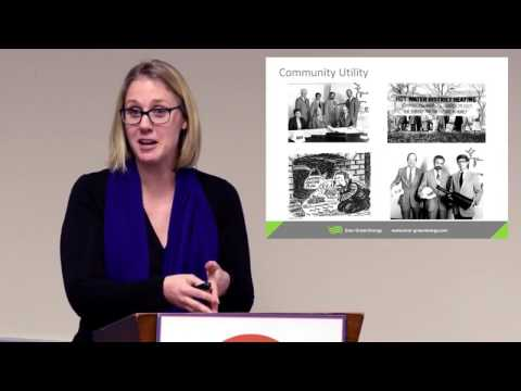 Integrating Community Energy Systems