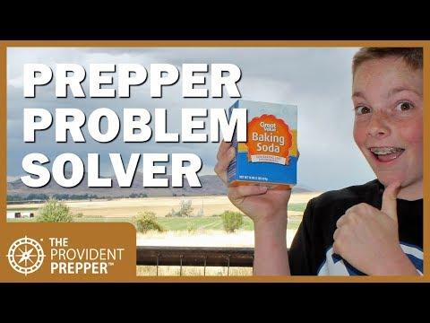 Baking Soda: The Smart Prepper's Secret Problem Solver