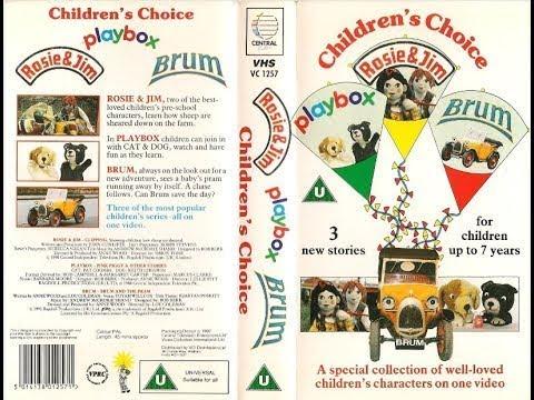 Childrens Choice ( UK VHS 1992)