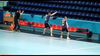 Командное упражнение - спортивно-технические нормативы Чемпионата и Первенства РФ
