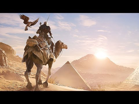 ASSASSIN'S CREED ORIGINS 4K Gameplay Walkthrough (PS4/Xbox One/PC) 2017
