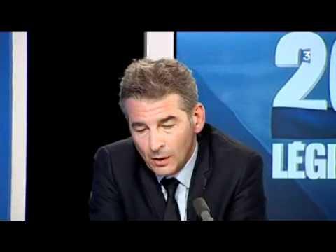Débat de la 1ère circonscription du Puy-de-Dôme sur France 3 Auvergne