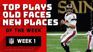 Best Plays from Old Faces in New Places | NFL 2020 Highlights