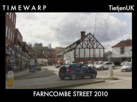 Timewarp 7: FARNCOMBE STREET, SURREY