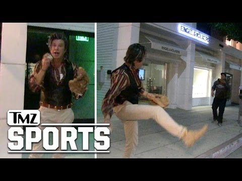 Mickey Rourke Trump Can S My D*** & His Wife's a Gold Digger  TMZ Sports