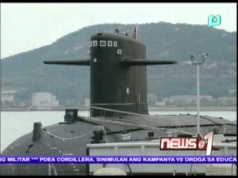 China, idiniin ang layunin na maging 'Maritime Power' sa Asia Pacific