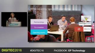 DIGITEC 2016: Panel 3 - Technologies of the future thumbnail