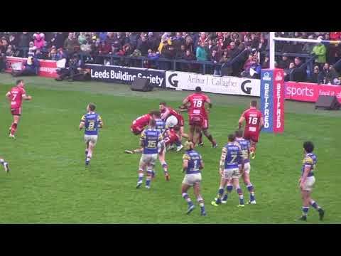 Leeds Rhinos 20 Salford Red Devils 0