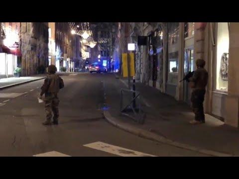 4 قتلى على الأقل في إطلاق نار وسط مدينة ستراسبورغ الفرنسية والمشتبه به لا يزال في حالة فرار…  - نشر قبل 10 ساعة