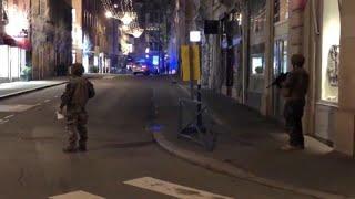 4 قتلى على الأقل في إطلاق نار وسط مدينة ستراسبورغ الفرنسية والمشتبه به لا يزال في حالة فرار…