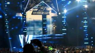 Wrestlemania 25 John Cena Entrance