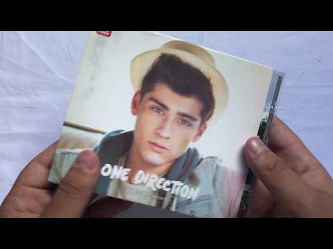 Loja Glory Shop: One Direction - Take Me Home (Zayn Cover) | UK [Unboxing]