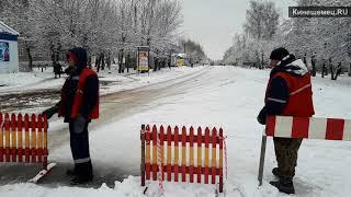 Ремонт дороги на вулиці 50-річчя Комсомолу