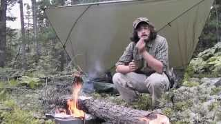Northern Adventures: Overnight canoeing and bushcraft trip.